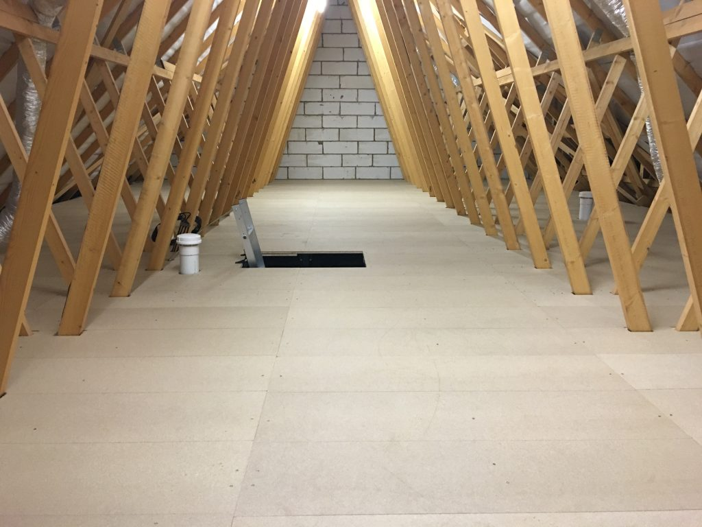How Much Does Loft Boarding Cost For Storage