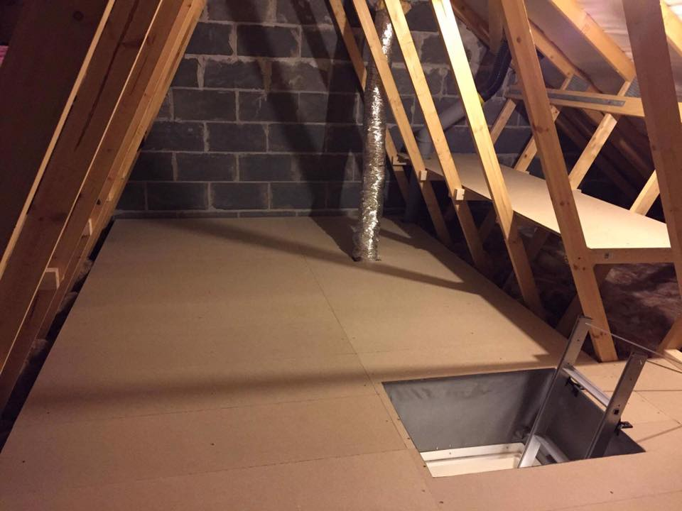 Loft Boarding For New Builds Everything You Need To Know