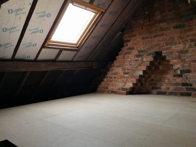 Loft Boarding in Cannock