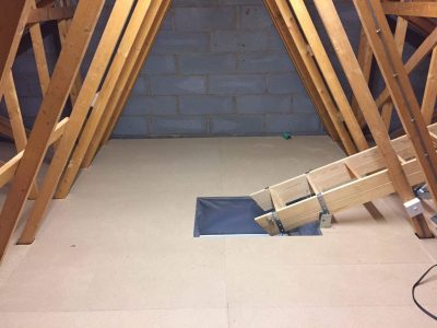 New Build Loft Boarding Leicester